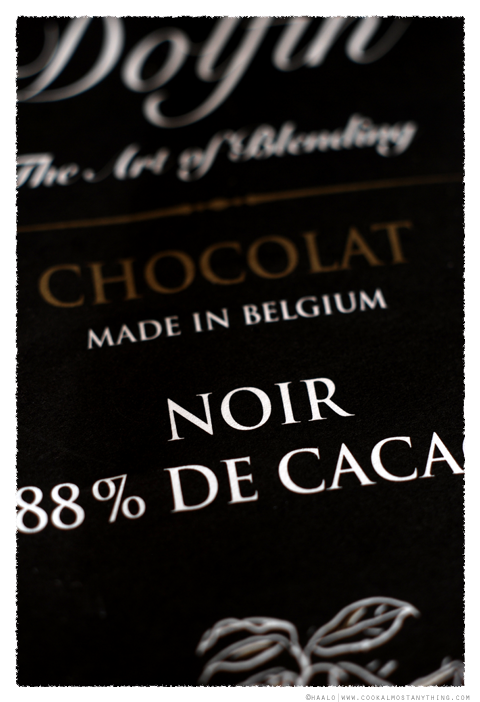 dolfin 88% chocolate© by Haalo