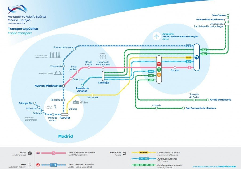 Mapa-aeropuerto-Adolfo-Suarez-Madrid-como-llegar-centro-ciudad