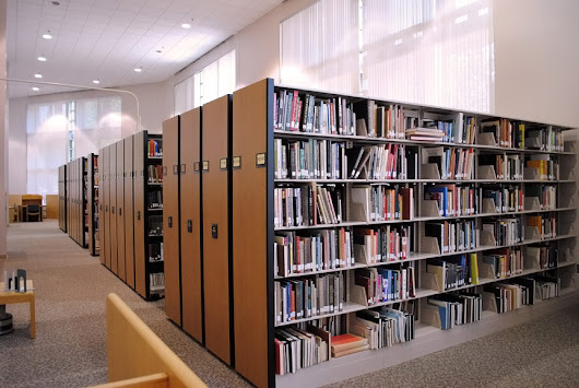 Library Shelving | Storage Solutions for Libraries, Universities and Educational Facilities