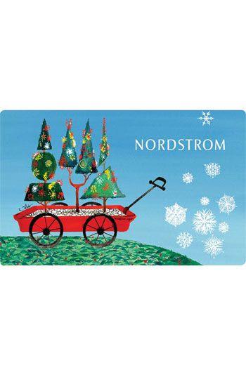Nordstrom e-gift card