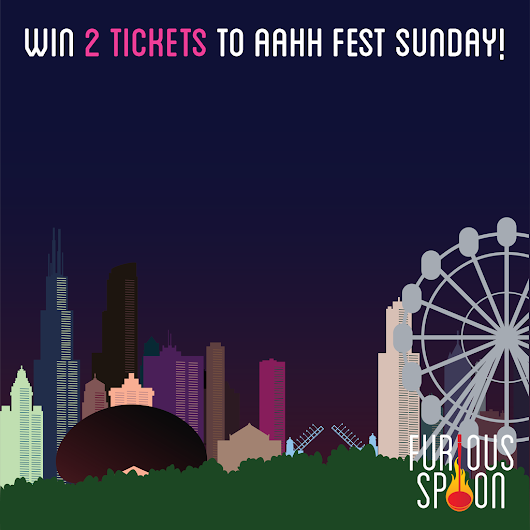 Win 2 Tickets to AAHH! Fest!