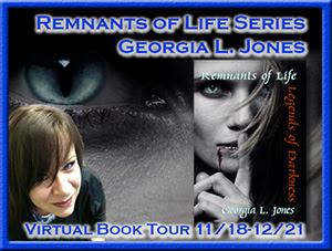 Remnants Of Life Legends Of Darkness By Georgia L Jones