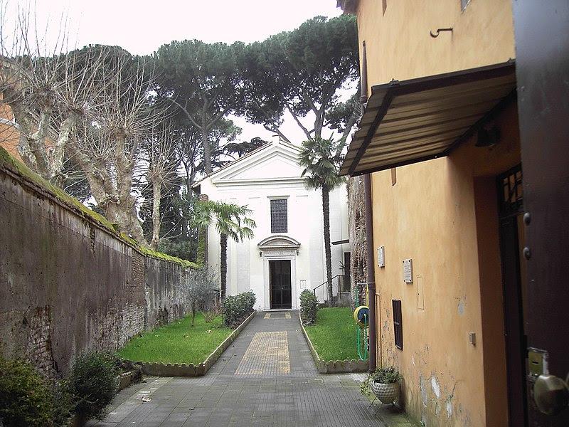 Celio - St Thomas i Formis 1788.JPG