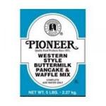 Pioneer Western Style Buttermilk Pancake & Waffle Mix (5 Lbs, 6 Per Case)