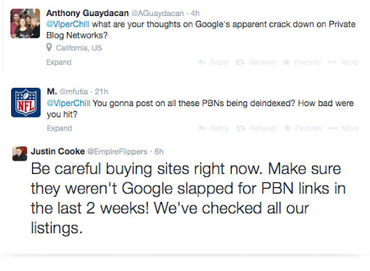 "Why I'll Keep Growing My Private Link Network After Google's ""Crackdown"""