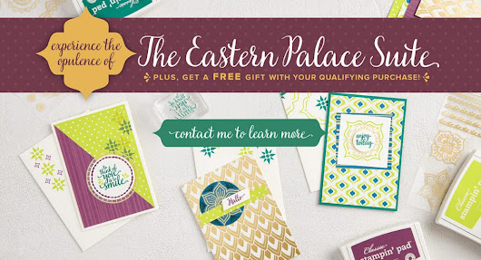 Eastern Palace Suite – Early Release From Upcoming Catalogue!