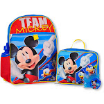 Disney Mickey Mouse Clubhouse Friends 5-Piece Backpack Set - Multi, One Size