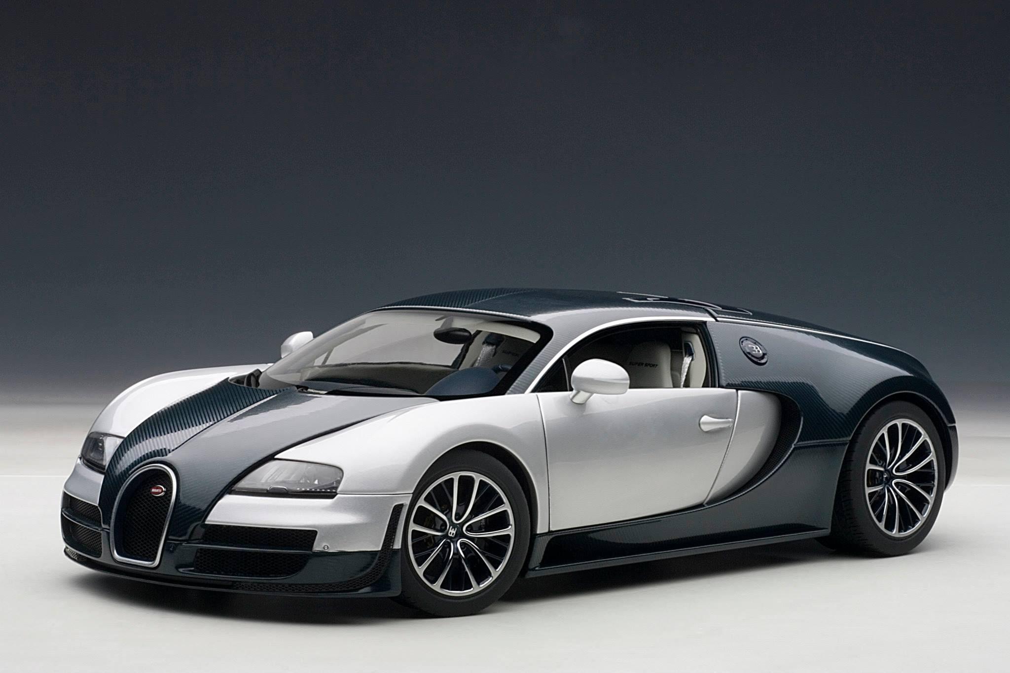 AUTOart: Bugatti Vey