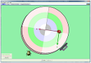 Screenshot of the simulation Torque
