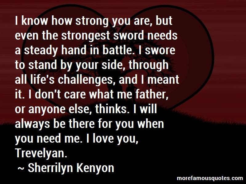 Always Stand By Your Side Quotes Top 10 Quotes About Always Stand