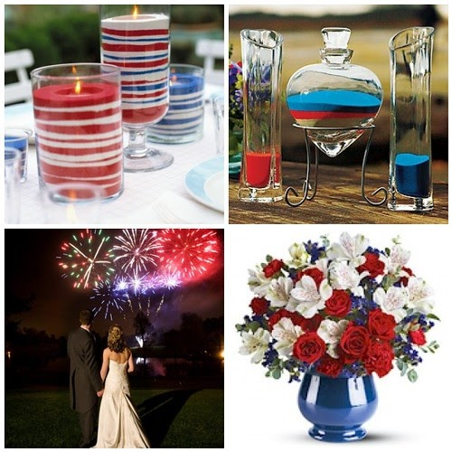 Third Wedding Ideas: Fourth Of July Wedding Theme Ideas