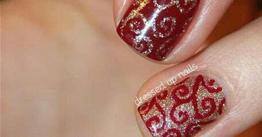 10 Nail Art Designs for the Christmas Season | Nails, Christmas Nails and Christmas