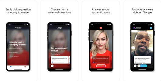 Google launches Cameos, a video Q&A app aimed at celebs and public figures – TechCrunch