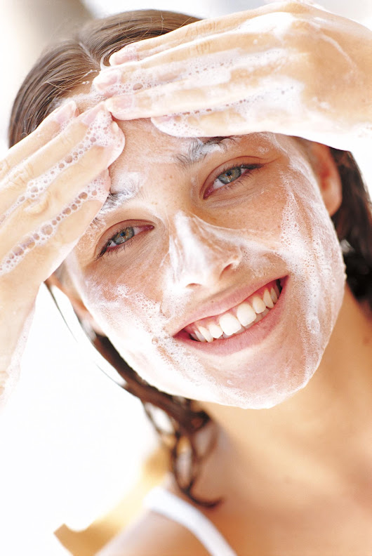 Treating Acne and Dry Skin