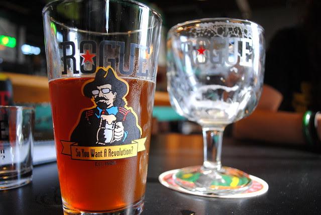 Rogue Brewery - Astoria, Oregon