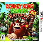 Donkey Kong Country Returns 3D [3DS Game]