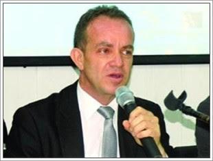 Coordenador-geral de Proteção à Infância do MTur, Adelino Neto