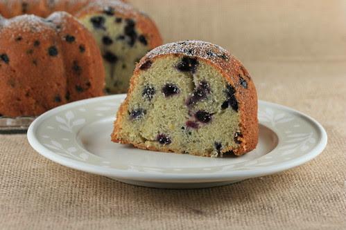 Blueberry-Buttermilk Bundt - I Like Big Bundts