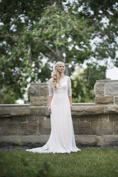 Calgary Wedding Dress Designer Laura George's 2018