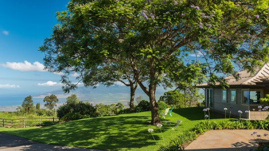 Simply Exquisite Kula Home with Broad Bicoastal Views | Hawaii Life