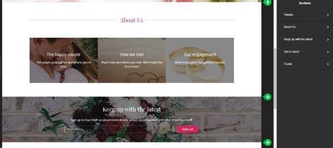 How to Build Your Own Wedding Website   Party Ideas