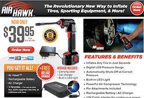 Air Hawk Compressor Reviews Is It A Scam Or Legit