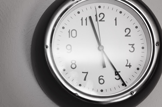 5 Reasons Why Punctuality Is Essential For High Productivity – The Limitless Mind