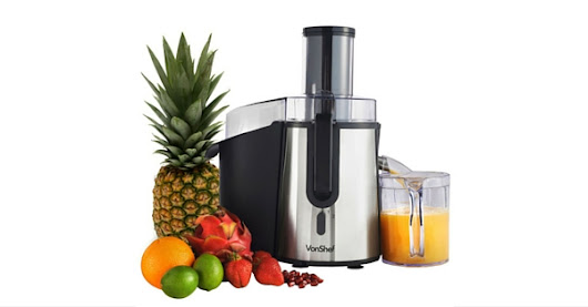 Do You Want a Chance To Win This Professional Juicer?