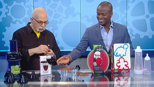 Video: Hot new kitchen gadgets