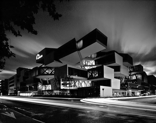 Actelion building por Aron Lorincz