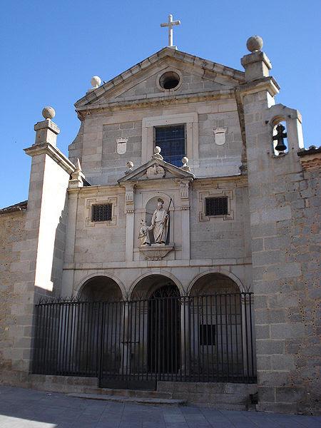 Archivo:Convento de San José Ávila.jpg
