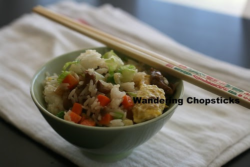 Com Chien Ca Man (Vietnamese  Chinese Salty Fish Fried Rice) 1