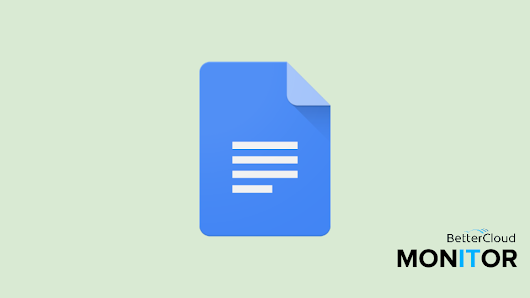 How to Create a Word Cloud in Google Docs - BetterCloud Monitor