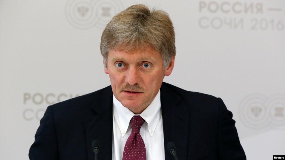 Tư liệu - Phát ngôn viên Điện Kremlin Dmitry Peskov.