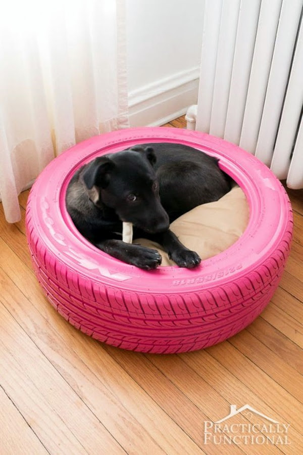 Smart Ways to Use Old Tires (33)