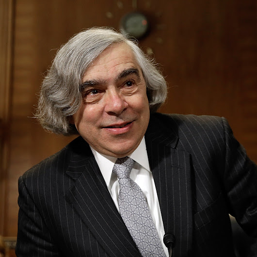 Not My Job: Secretary Of Energy Ernest Moniz Gets Quizzed On Bert