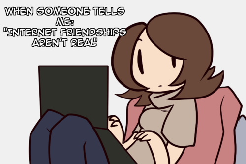 "Gaming Friendships are ""Real"""