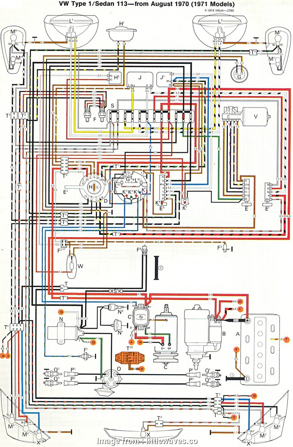 Diagram 73 Beetle Starter Wiring Diagram Full Version Hd Quality Wiring Diagram Dlwiringx18 Locandadossello It