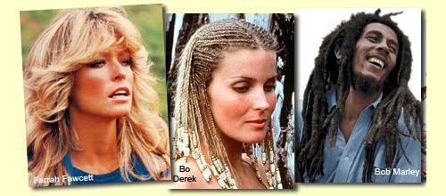 Das Haar 20 Jahrhundert