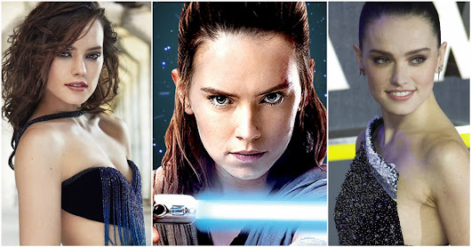 32 Hot Pictures Of Daisy Ridley Who Plays Rey In Star Wars Movie - Best Of Comic Books