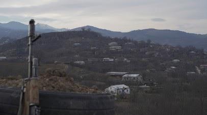 В Минобороны России рассказали о ситуации в Нагорном Карабахе