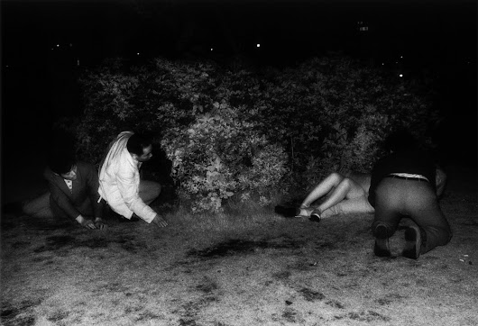 Anton Corbijn on Kohei Yoshiyuki's 'The Park' series 1971–9 | ASX