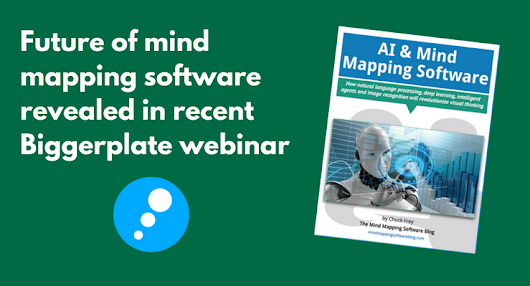 Future of mind mapping software and AI revealed in Biggerplate webinar