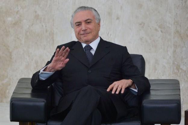 O presidente em exercício, Michel Temer. Foto: (José Cruz/Agência Brasil)