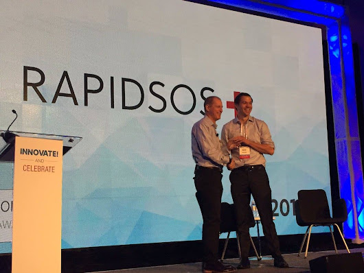 RapidSOS wins Startup of the Year from CTA