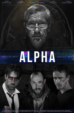 There Can Be Only One ALPHA In The Official Trailer For Ryan Monolopolous's Martial Arts Action Sci-Fi Short
