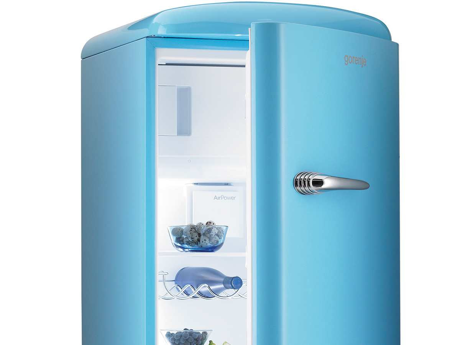 Gorenje Kühlschrank Hi1526 : Kühlschrank blau gorenje ruiz claudia