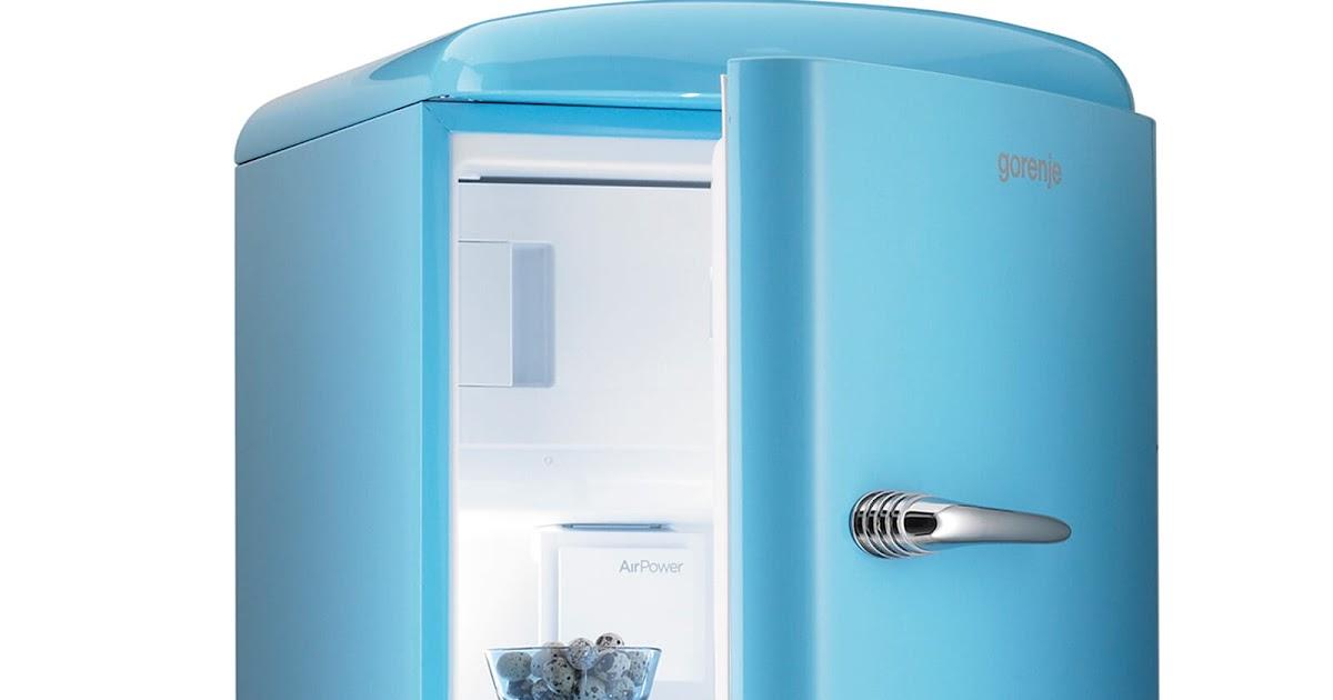 Gorenje Kühlschrank Hi1526 : Kühlschrank blau gorenje heck donna