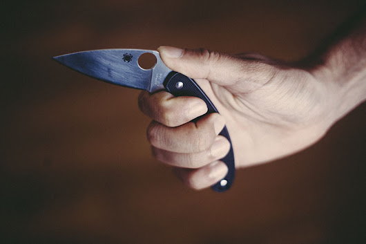 Now the UK is Banning Online Knife Sales - Here We Go Again