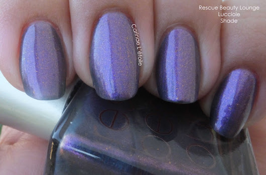 Rescue Beauty Lounge Fan Collection 2.0 | Carinae L'etoile's polish stash